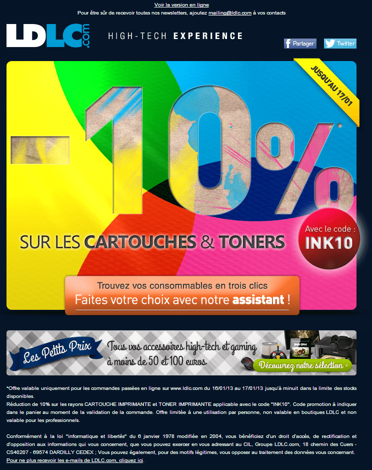 ldlc-newsletter