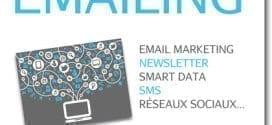 Brève : Les trois fondateurs de Message Business publient la seconde version de leur livre sur l'emailing